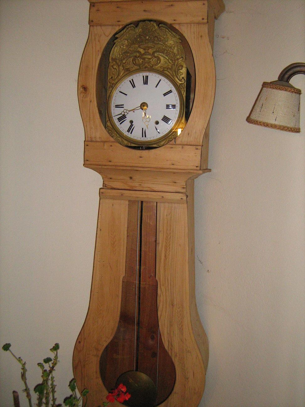 Horloge fabrication locale